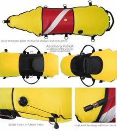 spearfishing float