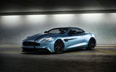 Aston Martin Vanquish Wallpaper For Windows #rwv