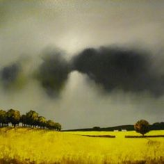 barry hilton paintings | Storm by Barry Hilton - Original Painting - GallerySales