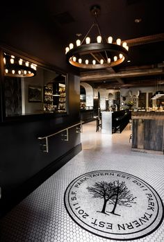 Park Tavern SF Parc Interiors Reminds me of the Dark Horse Distillery in KC. Makes me want to drink brown booze. ;)