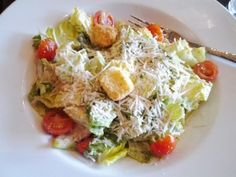 Gluten Free Caesar Salad | Gluten Free Recipes