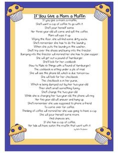 56 Super ideas breakfast in bed for mom birthdays free printable Mothers Day Poems, Mothers Day Crafts, Happy Mothers Day, Mom Poems, Birthday Gifts For Boys, Friend Birthday, Birthday Party Themes, Husband Birthday, Birthday Ideas