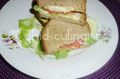 SANDVISURI CU CASTRAVETE SI CHORIZO » Retete sandwich Chorizo, Sandwiches, Food, Meal, Eten, Meals, Paninis