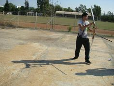 Archery Lesson Like Legolas