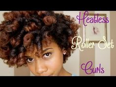 6 Ways To Stretch/Straighten Your #NaturalHair With Out Heat - Trials N Tresses