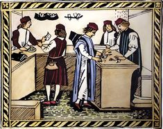 Merchant Banking in the Medieval and Early Modern Economy :http://www.medievalists.net/2009/07/16/merchant-banking-in-the-medieval-and-early-modern-economy/