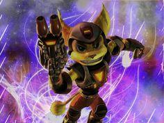 Ratchet aus Ratchet and Clank