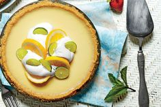 You're Going to Want to Bake Every Single One of These Citrus Pies- Southernliving. They're almost too pretty to eat.