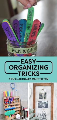 7 Easy Organizing Ideas That Cost $10 Or Less