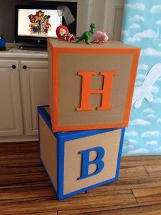 Stephanie C's Birthday / Toy Story - Photo Gallery at Catch My Party Toy Story Baby, Toy Story Theme, Toy Story Birthday, 3rd Birthday Parties, 2nd Birthday, Birthday Ideas, Cowboy Birthday, Happy Birthday, Alphabet Party