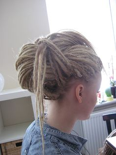 thin dreads - Google Search