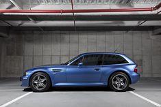 BMW Z3 M Coupe Estoril Blue