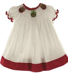 Smocked baby dress Easter dress Baby clothing children clothes ...