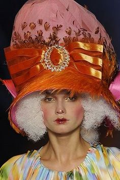 mad hatter? John Galliano