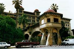 Bugsy Location Castle Green Apartments South Raymond Avenue Pasadena Where Gangsters