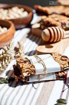 Insight Flavour: protein bars with plenty of nuts / протеиновые ореховые батончики