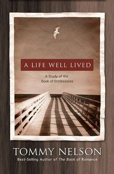 Excellent study on Ecclesiastes
