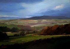 Pendle Hill by Michael Ashcroft