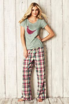 Buy Pheasant Flannel Pant Pyjamas from the Next UK online shop