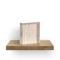 Funky stripes, white, pink and yellow by ptitsa-tsatsa