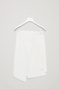 COS | Folded canvas skirt