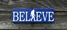Bigfoot Sign, Big Foot sign, Squatch Sign, Sasquatch Sign