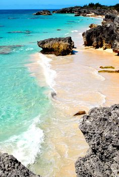 -vvaste: Bermuda Beaches (by travisbda/ On part... Pin provided by Elbow Beach Cycles http://www.elbowbeachcycles.com