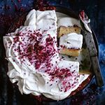 This lemon and raspberry version of the Donna Hay milk cake is decadent, delicious and possibly the best dessert you will ever eat!