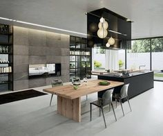 Resultado de imagen para modern kitchens