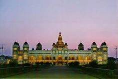 Mysore Palace is the most famous tourist destination in South India. Every year it attracts thousands of tourists due to its rich collection of magnificent sightseeing places.