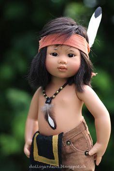 Dollsgardens: Yakari