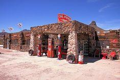 Old Gasstation....