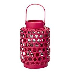 """wicker lanterns    Terance Conran described making """"pools of light"""" in our living spaces to mimic natural light. Several of these would do the trick!"""