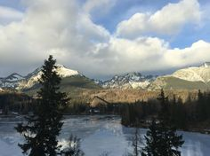 Beautiful day in High Tatras.