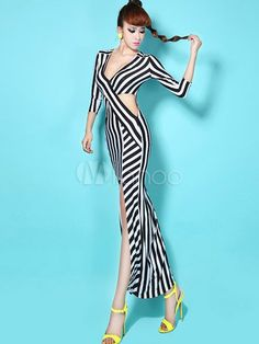 #vestidolargo super sexy