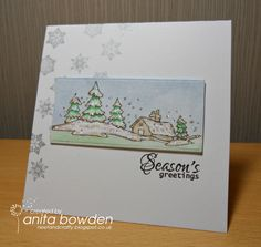Neet & Crafty: Christmas Cards