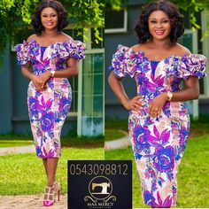 African Lace Dresses, African Dresses For Women, African Braids Hairstyles, Braided Hairstyles, Short Gowns, New Set, Damask, African Fashion, Free Delivery