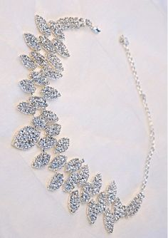 Beautiful Bridal Necklace with Earrings