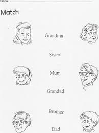 Resultado de imagen para fichas la familia