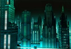 Stunning Canceled BIOSHOCK Movie Concept Art by Kasra Farahani and Jim Martin « Film Sketchr