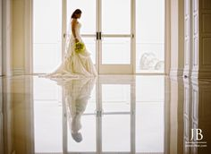 Windows on the Water Wedding - LOVE the reflection - HAVE to use that for Sunday