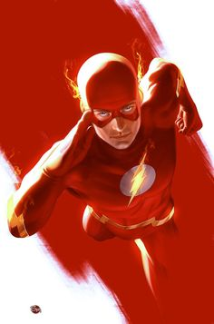 FlashPoint by Rennee - Geek Art. Follow back if similar.- #comics #art