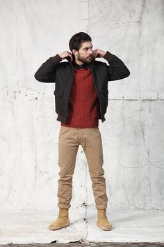 Edwin Europe Autumn / Winter 2013 Lookbook
