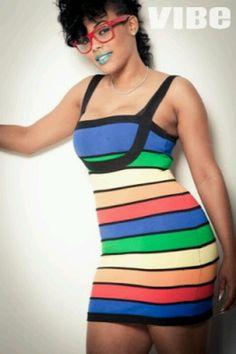 Vixen Model: Keyshia Dior