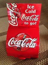 Coca-Cola Straw Dispenser
