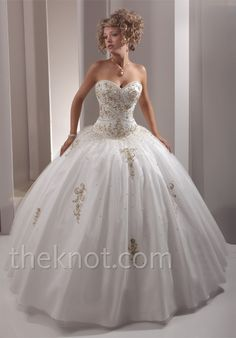 Princess by Mary's 4015 Wedding Dress - The Knot