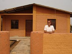 Lawyer Turned Architect Builds Recycled Homes for People in Need, Will Travel to Haiti
