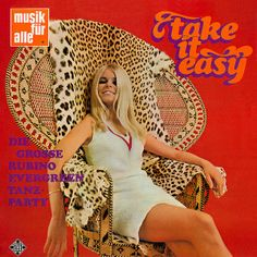 Rubino - Take it Easy (1969)