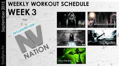 Weekly Workout Schedule, Road Rage, Fitness Diet, Health Fitness, Diet Tips, Workout Videos, Fun Workouts, How To Plan, Motivation