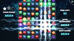 Monsta Crush is one of the great games you can play on Nemesis, created by our own in-house team of developers.